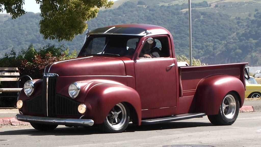 New Dodge Trucks >> 1948 Studebaker M5 Pickup (Cusrom) '7J29732' 1 ...