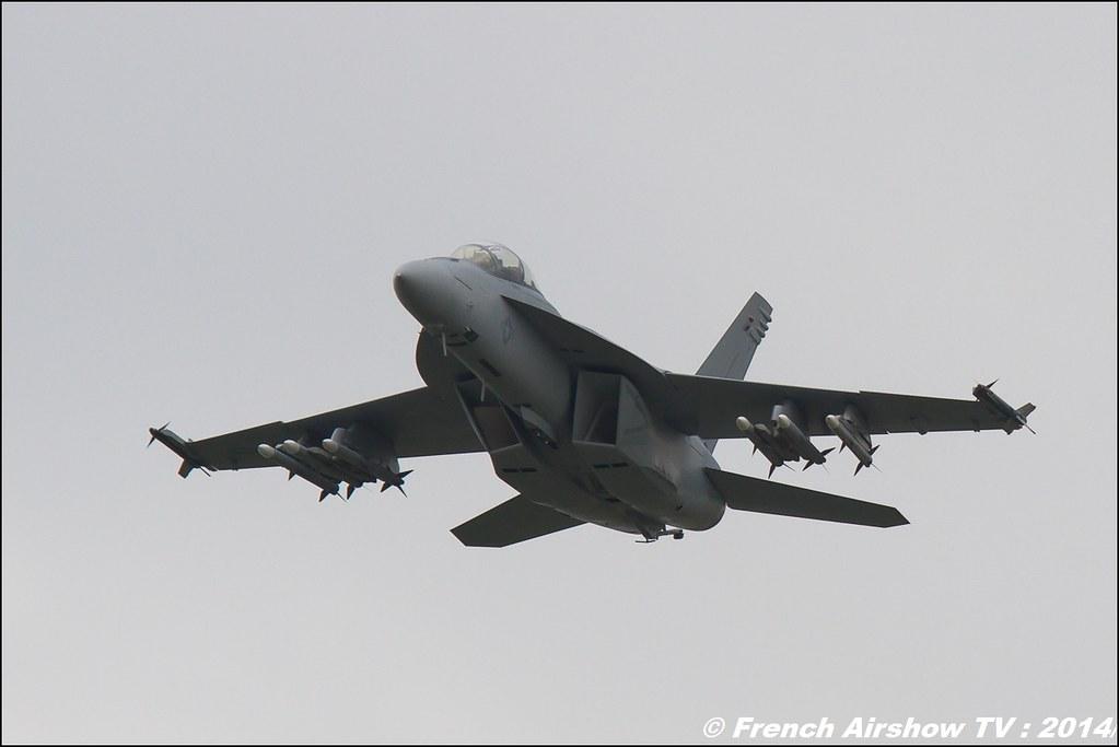Boeing F/A-18 F Super Hornet , RIAT , Fairford , Royal International Air Tattoo 2014 , Meeting Aerien Air Tattoo , Meeting Aerien 2014