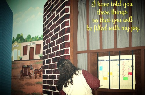 My Friend Joy Looking Down A Virtual Old West Alley | by Crystal Writer