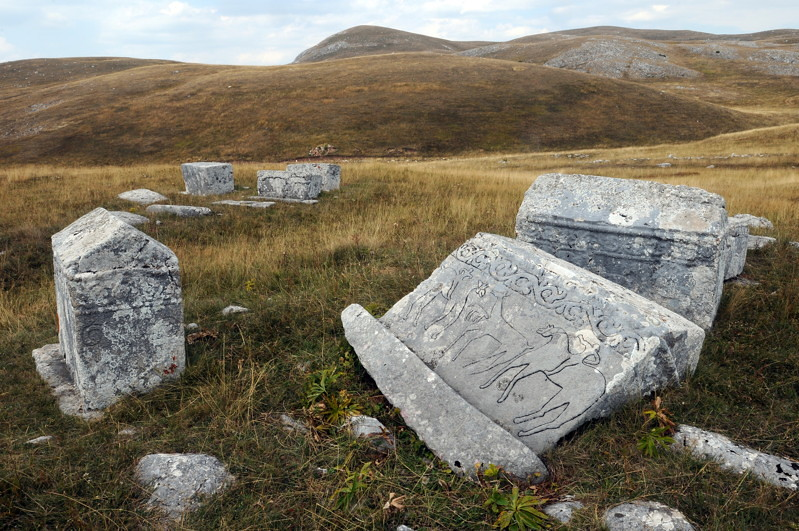 Stećci Tombstones