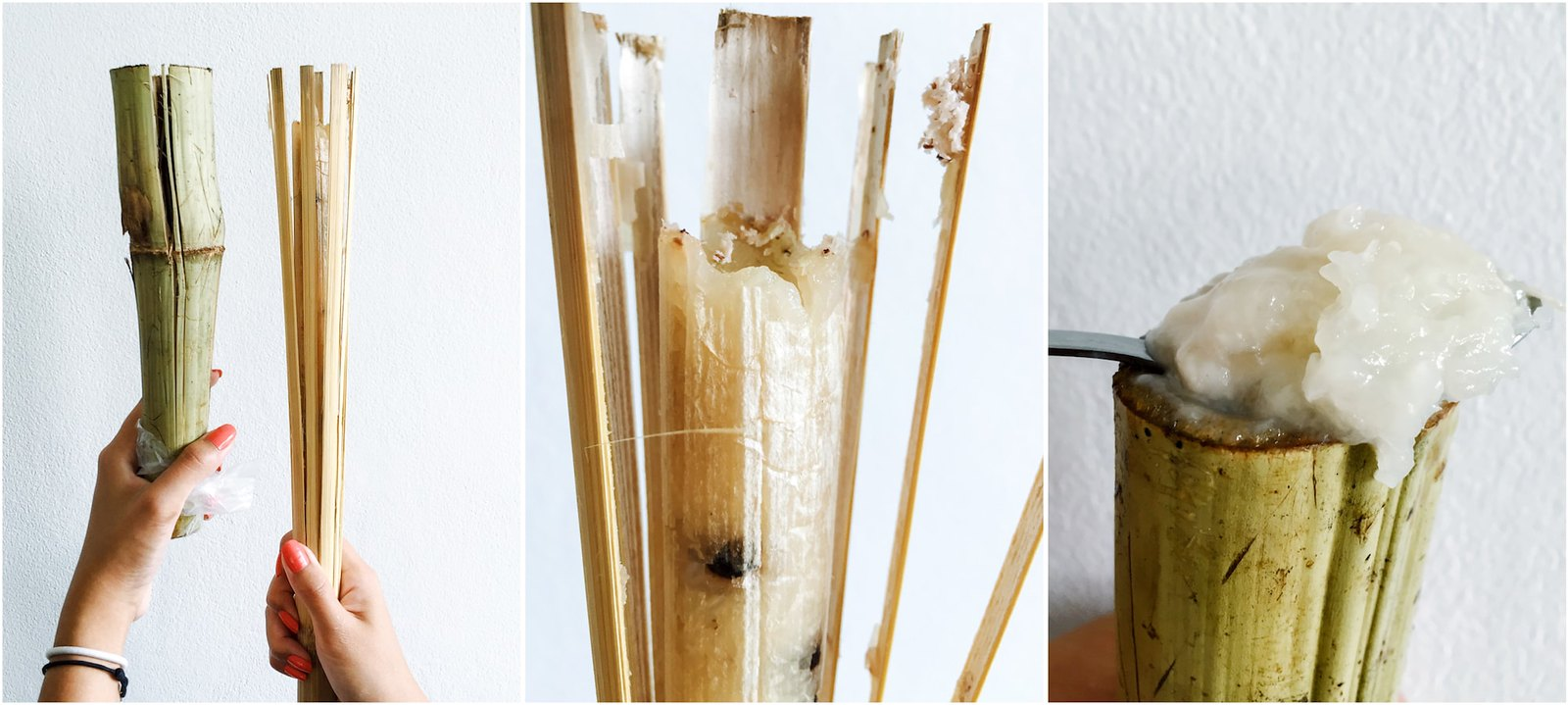 bamboo trio pictures