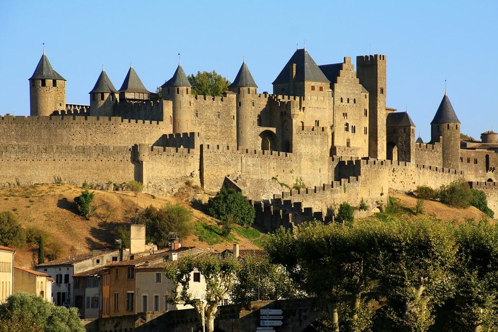 Castelo de Carcassonne