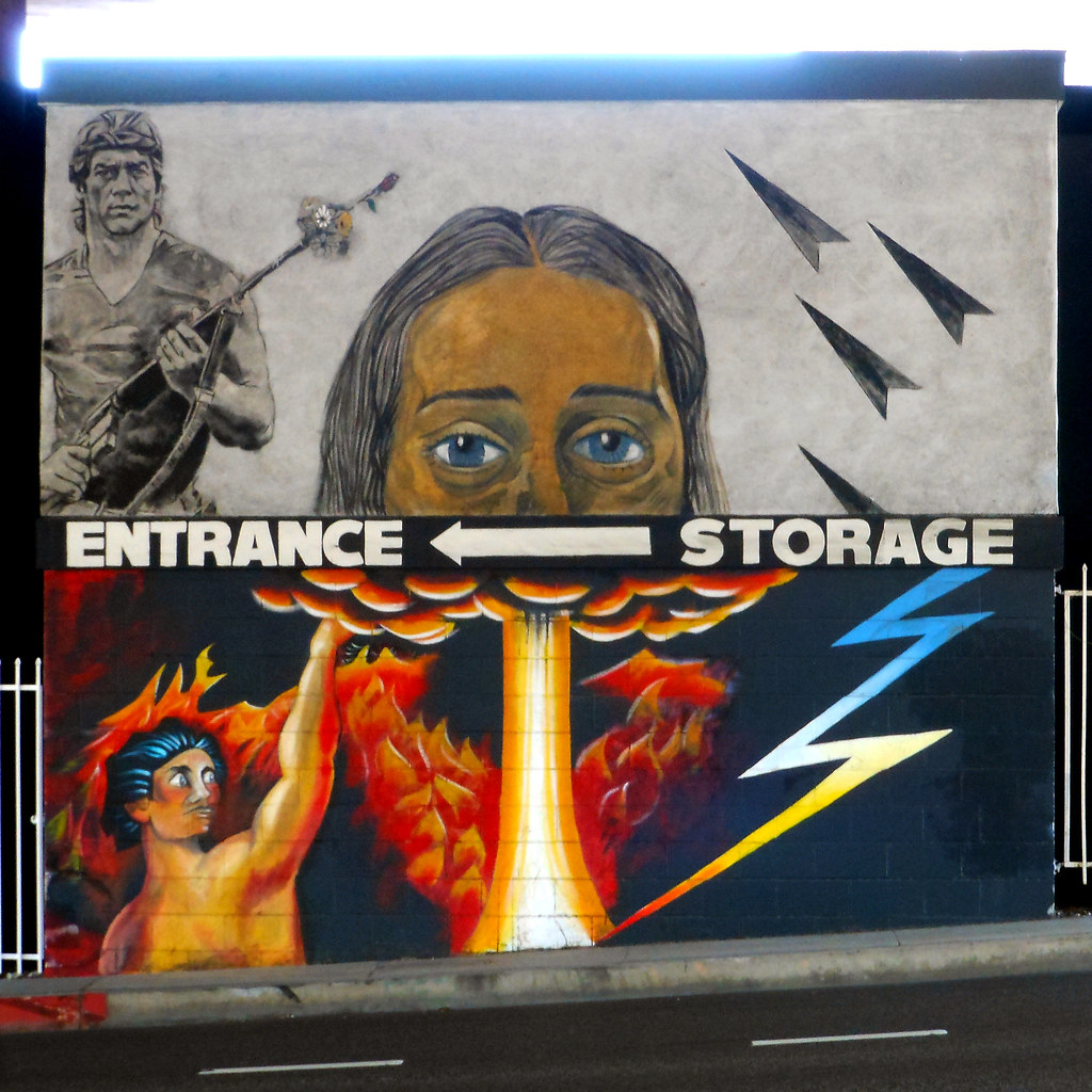 ... Entrance Storage II | By ~db~