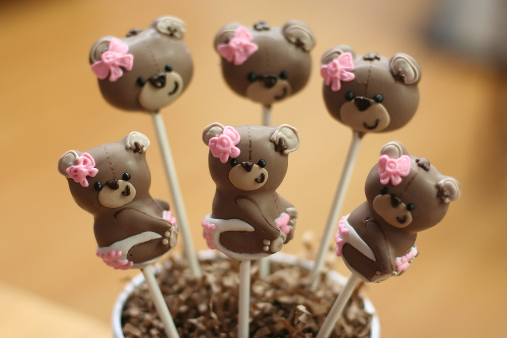 how to make cake pops less sweet