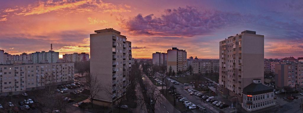 Székesfehérvár Panorama