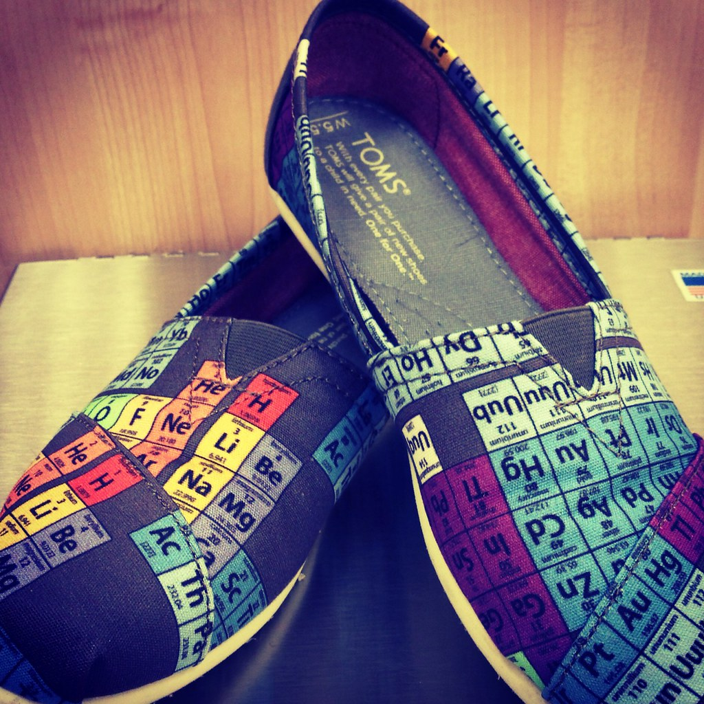Periodic Table Toms Scarpetta83 Flickr