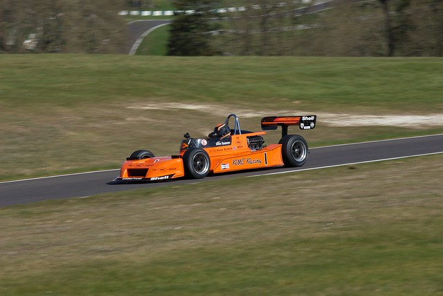 Jamie Brashaw Racing Car