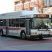Akron Metro Gillig CNG Bus