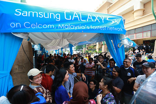 Samsung GALAXY S4 Launch. Photo 12.jpg | by keehuachee