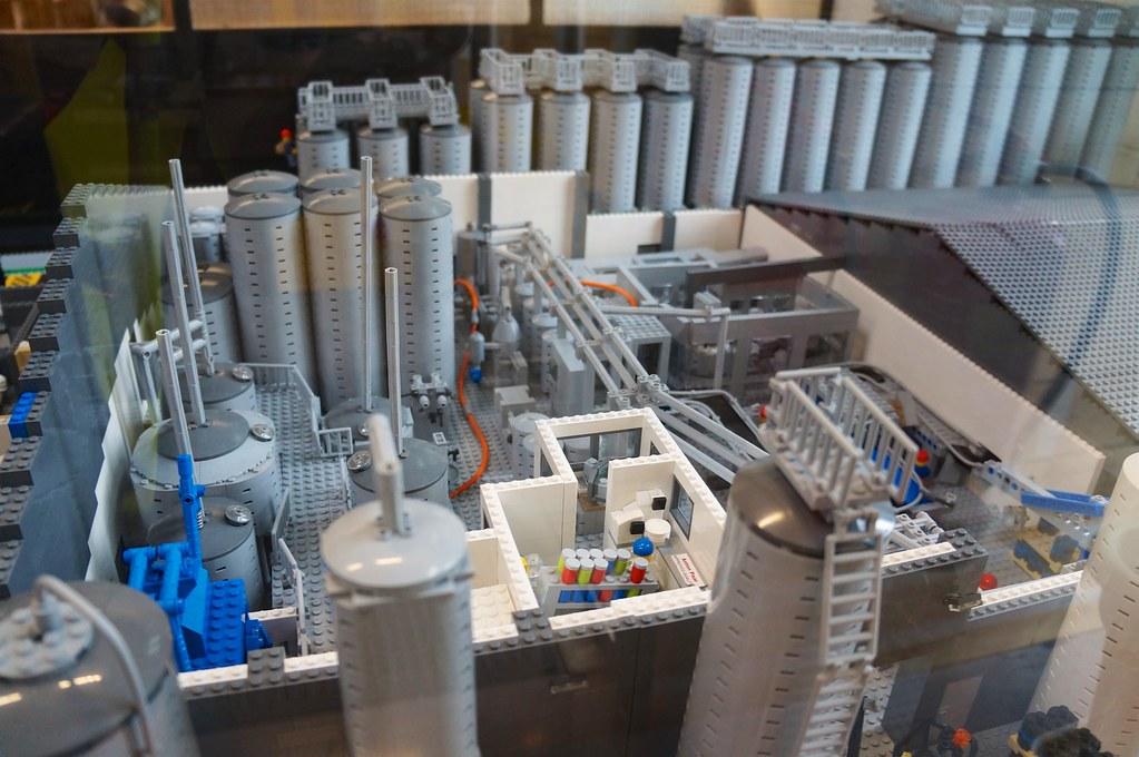 Lego Brewery