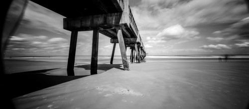 Jax Beach Pinhole | by Tony__K
