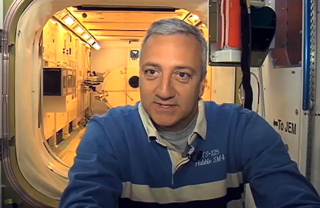 Massimino astronaut