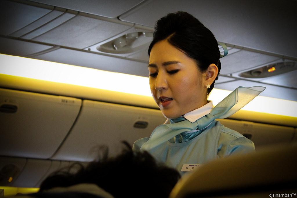 Korean air flight attendant foto bugil bokep 2017 for Korean air cabin crew requirements