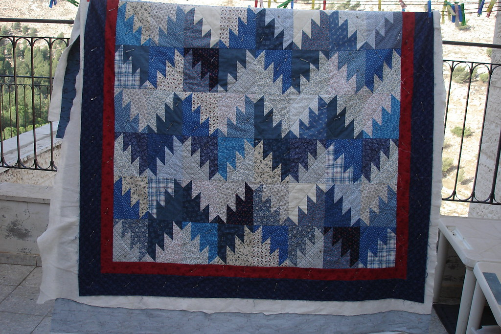 Scrappy Mountain Majesties Quilt Pattern From Bonnie