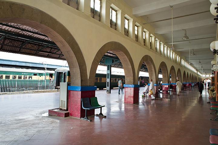 Rawalpindi Railway Station