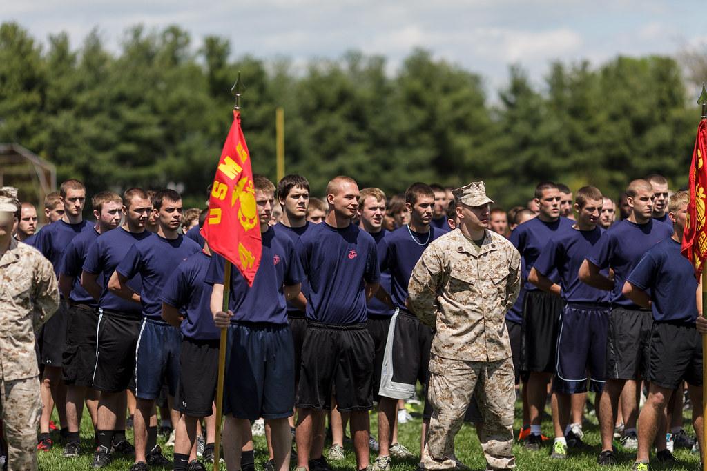 marines poolee
