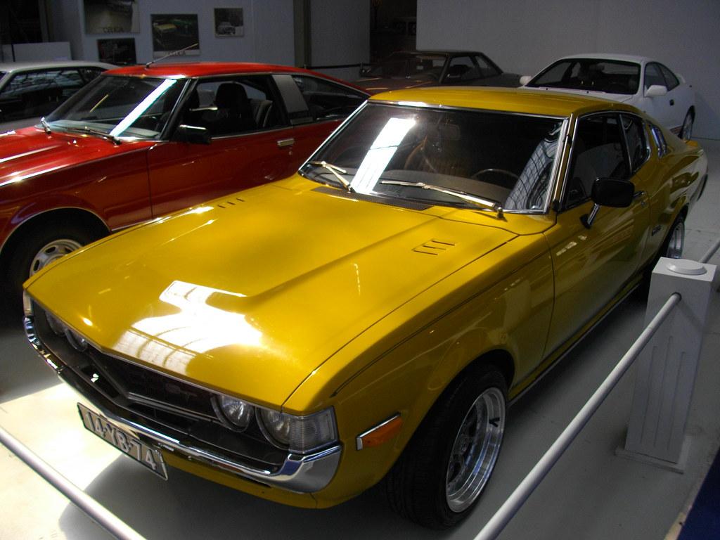 Toyota Celica Liftback Ta28 2 Pierre Camus Flickr