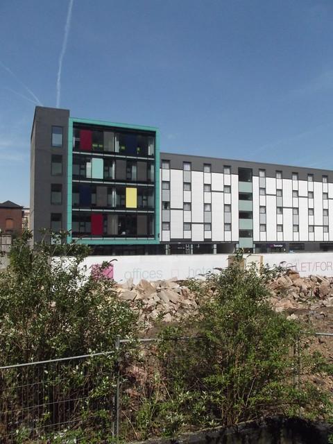 Hotels Near Fazeley Street Birmingham