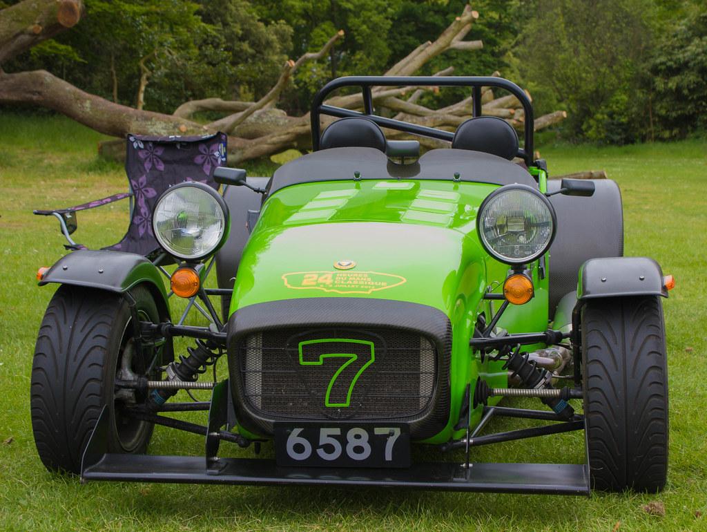 Guernsey Car Show