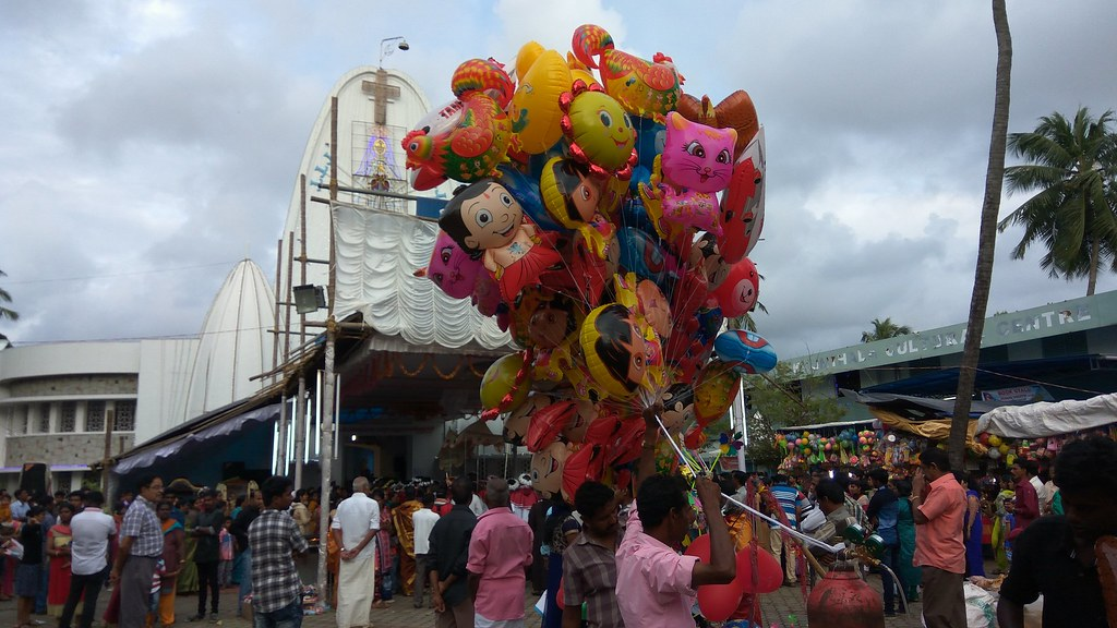 Helium balloons with cartoon characters abikapuram churc flickr helium balloons with cartoon characters abikapuram church panampilli nagar kochi kerala gumiabroncs Choice Image