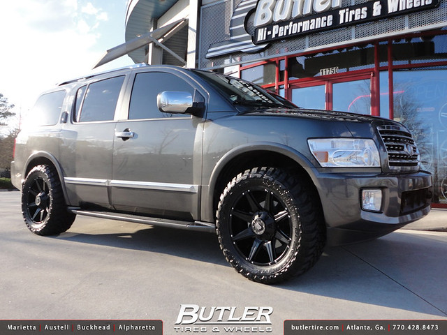 Tires And Rims Qx56 Tires And Rims