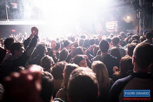30/03/2013 ENTICS e GLOBAL NIGHT al FUORI ORARIO