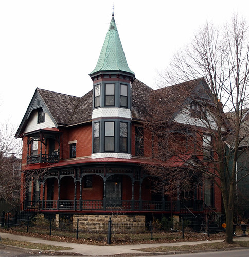 Muncie victorian victorian house in muncie in nate for House builders in indiana