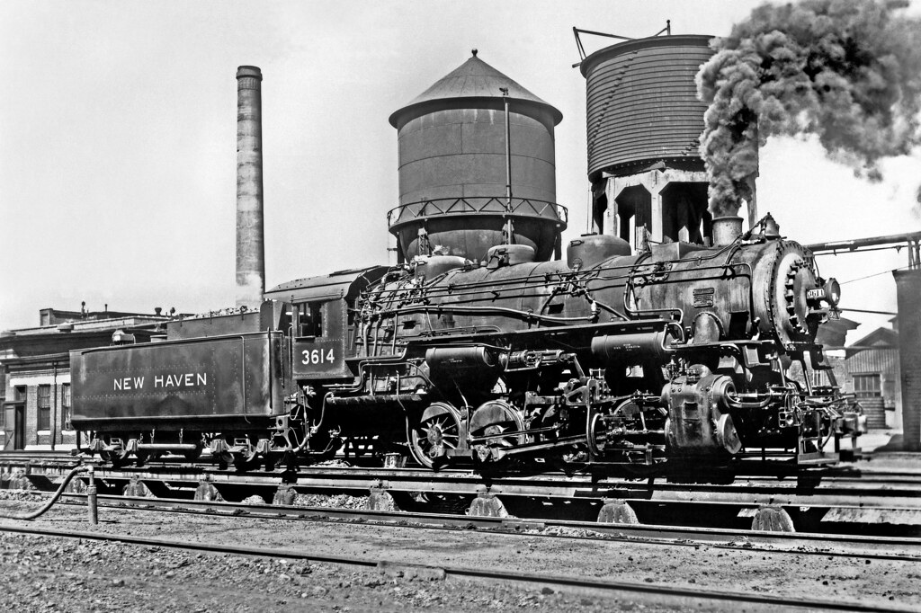 ���nh�Y��&_NewHavenRailroadcoalburningsteamswitcher#3614,bui… Flickr