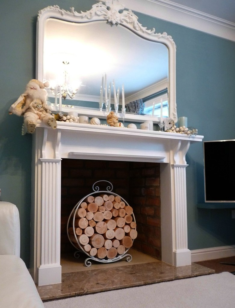 Decorative Logs Feature Fireplace Decorative Logs Grouped Flickr