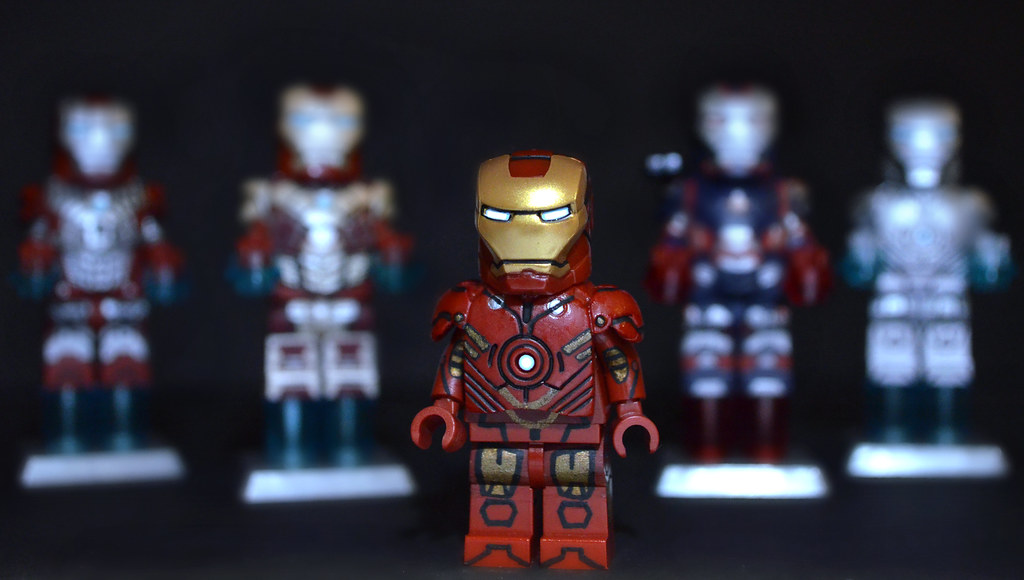 LEGO Iron Man 2 : Mark IV Suit | Another addition to my ...