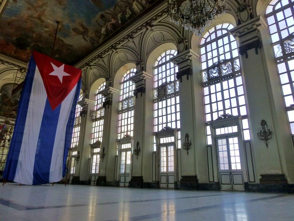 Museo de la Revolución - La Habana, Cuba