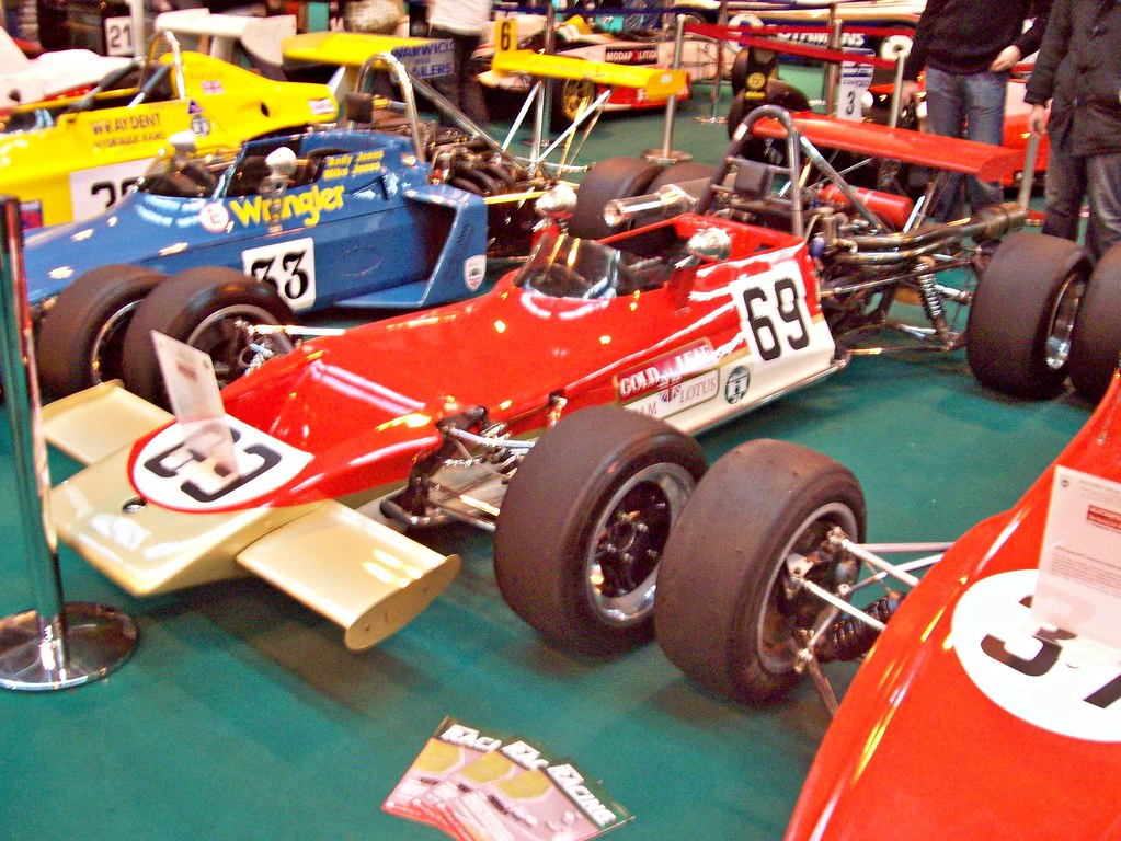 75 Lotus 69 F3 (1971) | Lotus 69 (1971) 1600cc Ford LOTUS SE… | Flickr