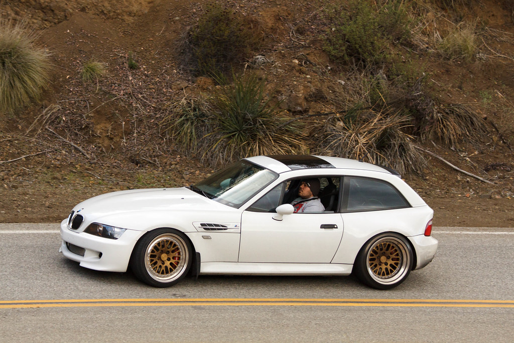 Bmw Z3 M Coupe The Bmw M Coupe Is A Shooting Brake Styled Flickr