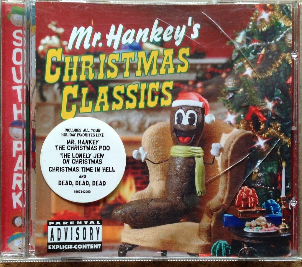 Mr. Hankey\'s Christmas Classics - Christmas Music Compact … | Flickr