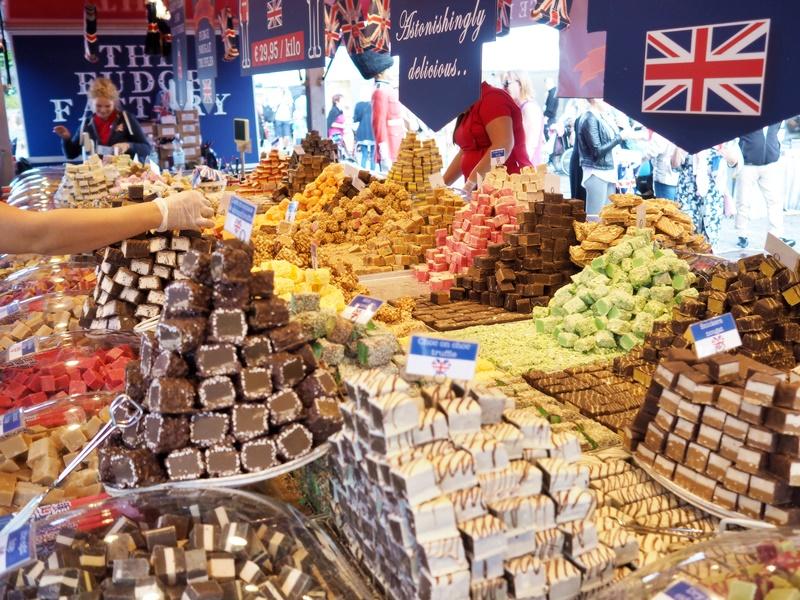 kansainväliset suurmarkkinat fudgeja