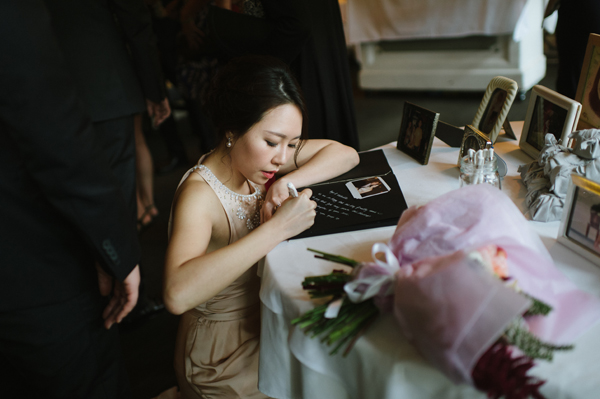Celine Kim Photography Auberge du Pommier romantic intimate restaurant Toronto fall wedding-51