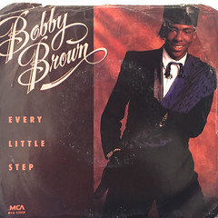 BOBBY BROWN:EVERY LITTLE STEP(JACKET A)