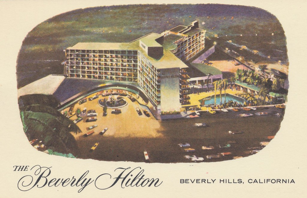 The Beverly Hilton - Beverly Hills, California