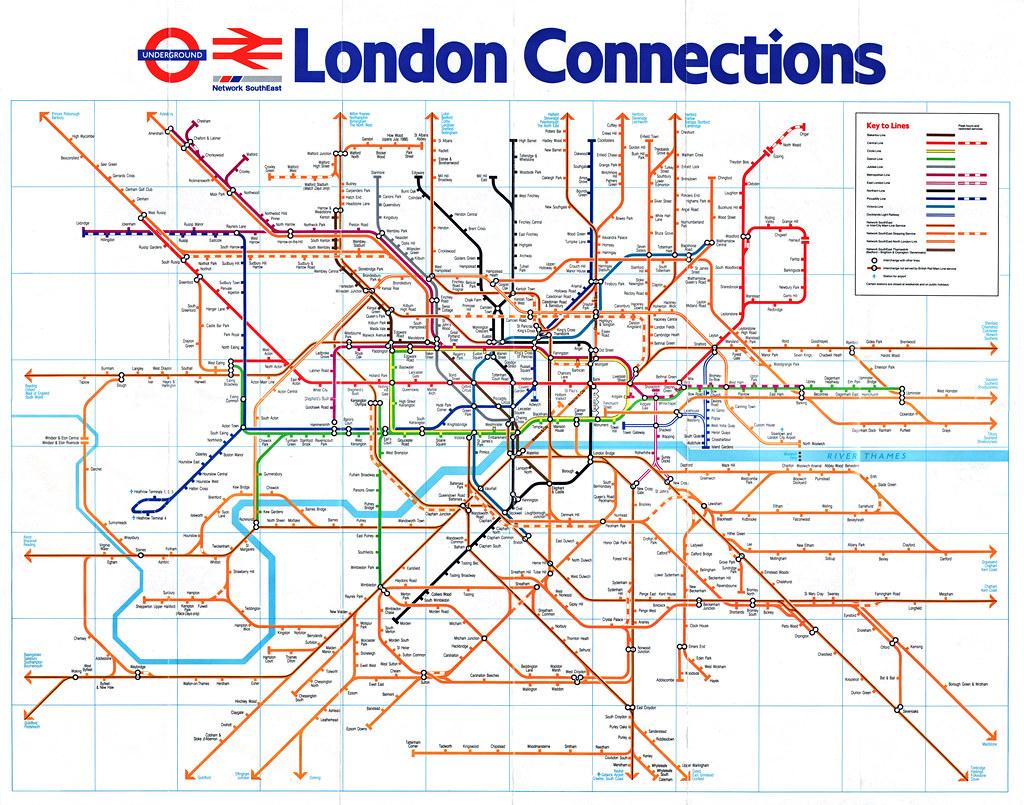 London underground dating app #9