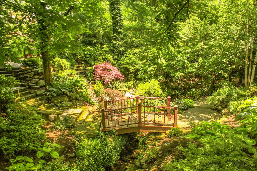 Cleveland Botanical Gardens From Archives Cleveland Botan Flickr