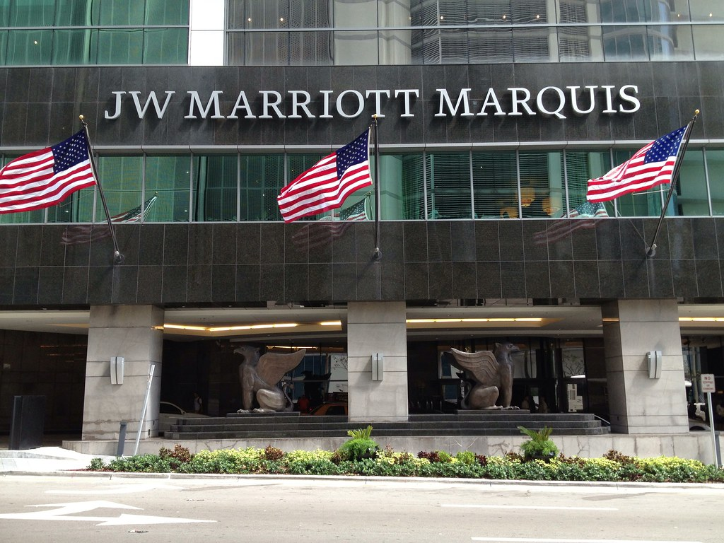 Jw Marriott Marquis Hotel Dubai Rooms