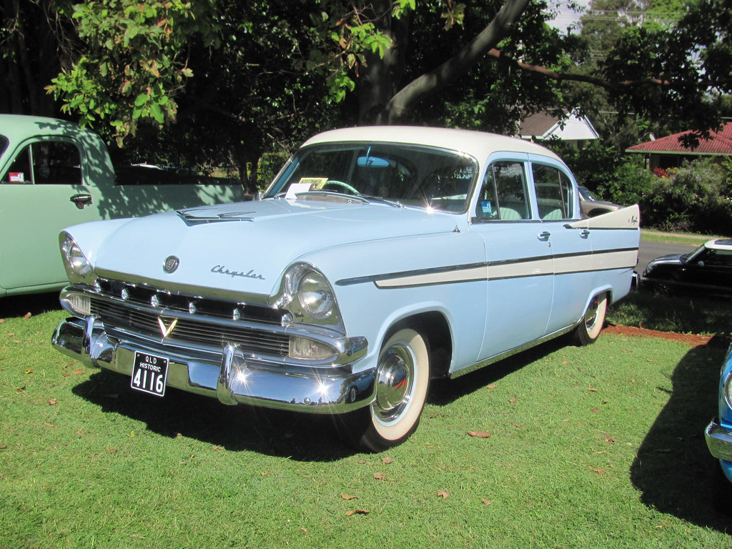1959 Chrysler Royal V8 | Classic Cars Australia | Flickr