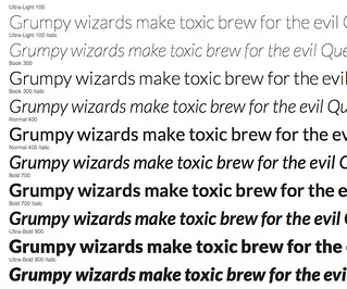 Google fonts helvetica