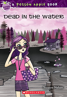 Poison Apple cover illustration: Dead in the Water | by lizin8or