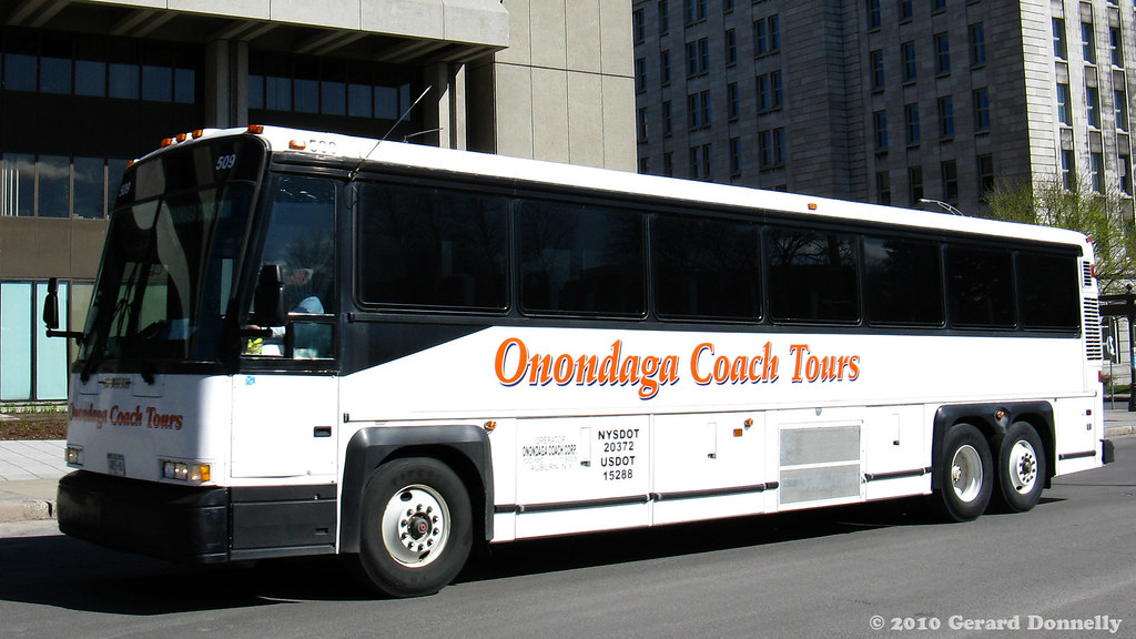 onondaga coach tours 509 location quebec city qc ca flickr. Black Bedroom Furniture Sets. Home Design Ideas