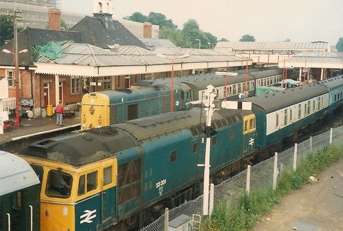 Aylesbury 1980's