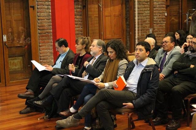 Seminario Las Organizaciones de la Sociedad Civil desde su marco institucional: avances, limitaciones y desafíos del Estado
