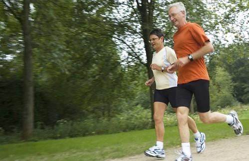 chạy chậm giúp nâng cao khả năng miễn dịch