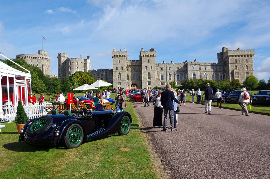 Concours d elegance windsor castle