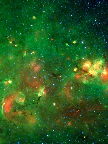 Infrared milky way wallpaper spitzer space telescope - Spitzer space telescope wallpaper ...